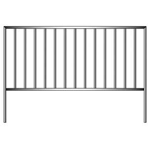 Guard Rail Without Sight Top