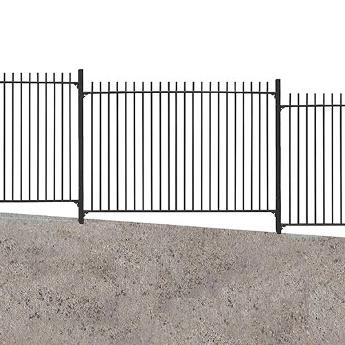 Vertical Bar Railings
