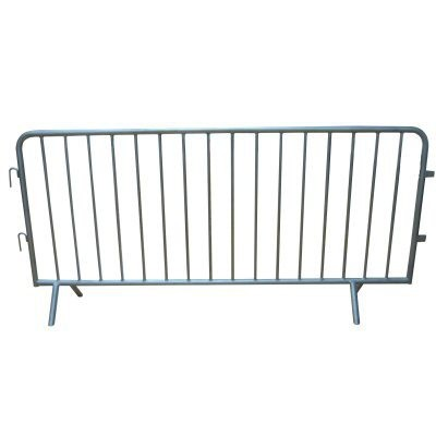 Standard Crowd Control Barriers