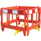 Collapsible & Expandable Barriers