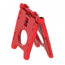 Alphabloc Barriers - Red