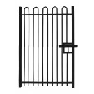 Bow Top Pedestrian Railing Gate