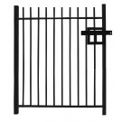 1.0m wide Pedestrian Standard Vertical Bar Railing Gate