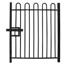 Standard Bow Top Pedestrian Gate