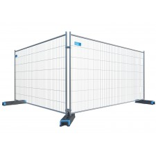 Anti-Climb Temporary Fencing Panel