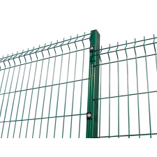1.8m High 'V' Mesh Security Fencing