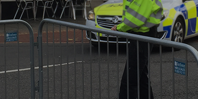 Hire Crowd Control Barriers