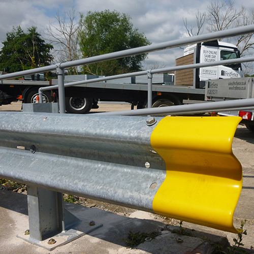 Armco Safety Barriers