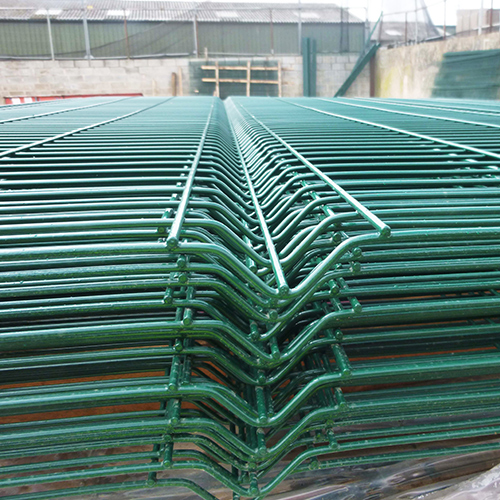 Mesh Permanent Security Fencing