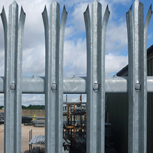 Palisade Permanent Security Fencing