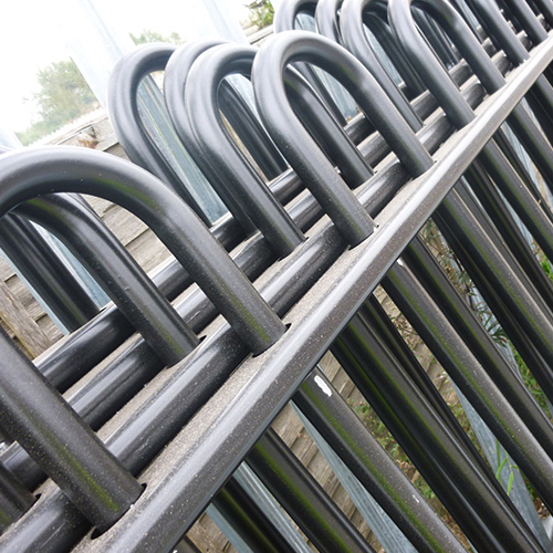 Railings - Permanent Security Fencing